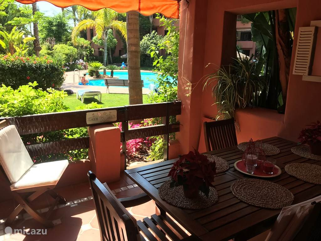 Vakantiehuis Spanje, Costa del Sol, Marbella Appartement Alicate Playa Beach Apartment