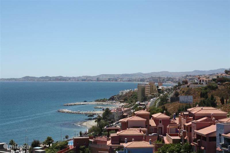 Vakantiehuis Spanje, Costa del Sol, Torrequebrada appartement Casa Verweij, Nueva Torrequebrade
