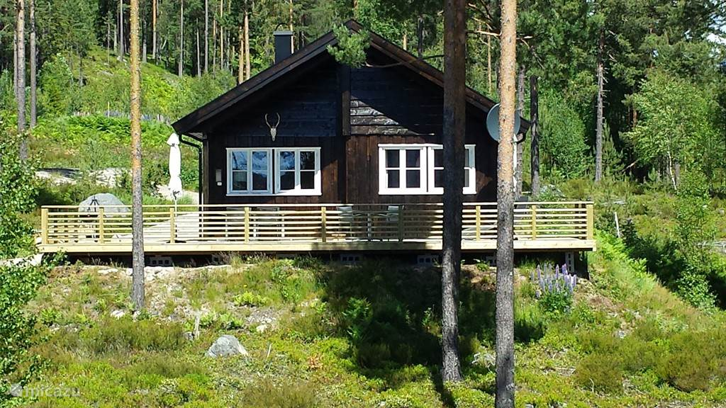 Vacation rental Norway – chalet Chalet Vrådal