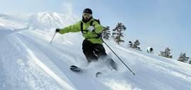 Lekker skieen bij Vradal Skicenter.