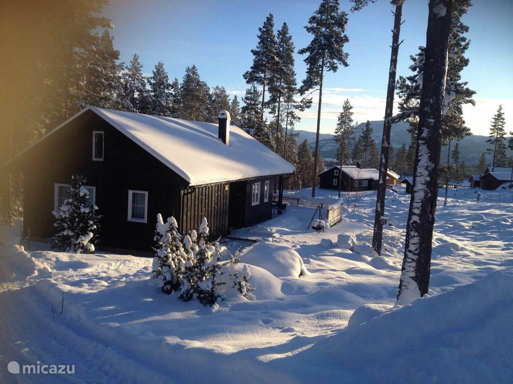 Winter in Vradal