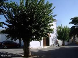 plaatselijk kerkje
