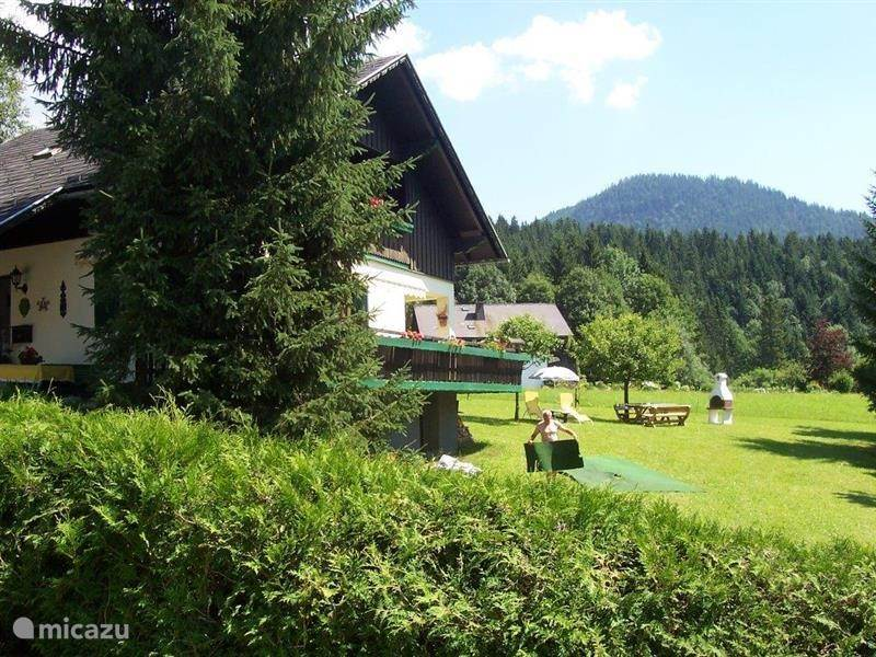 Vacation rental Austria, Styria, Bad Mitterndorf apartment Haus Almglück