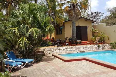 Vacation rental Curaçao, Curacao-Middle, Willemstad - apartment Apartments with private pool