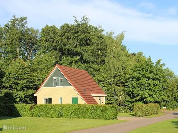 Vakantiehuis Nederland, Overijssel, Hoge Hexel bungalow Den Uytkijck; Hoge Hexel (Twente)