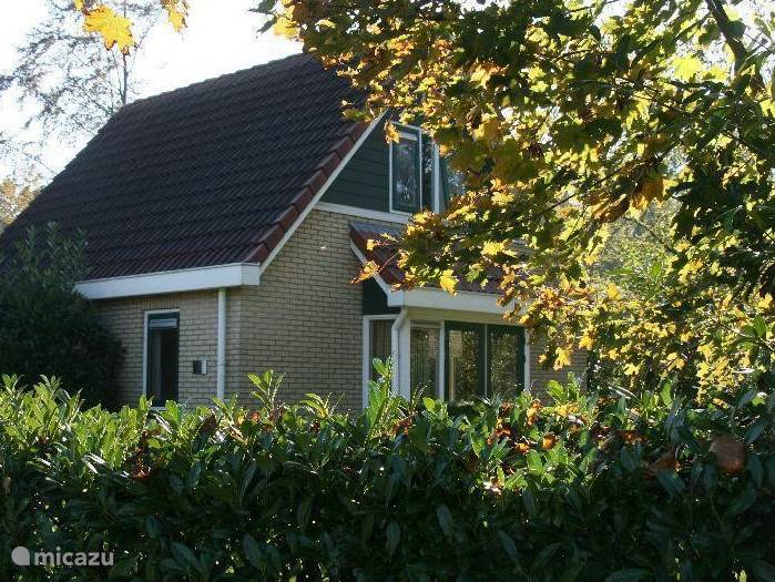 * Den Uytkijck in de herfst. * Ook in najaar is bezoek aan de (bosrijke) omgeving aan te bevelen.