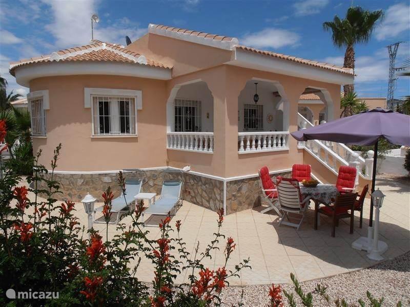Vakantiehuis Spanje, Costa Blanca, Rojales villa Teresa-5