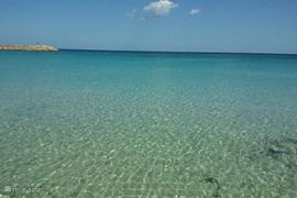 Prachtige zee, slechts op 5 minuten wandelen