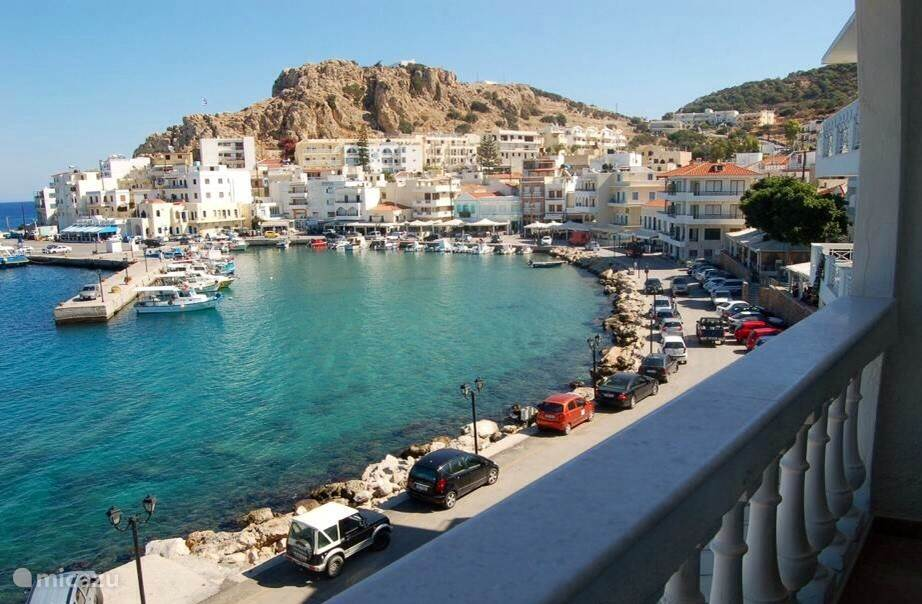 Vacation rental Greece, Karpathos – apartment Mimis & Connie
