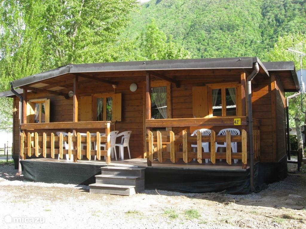 Vacation rental Italy, Italian Lakes, Porlezza chalet Chalet on Lake Lugano in Porlezza
