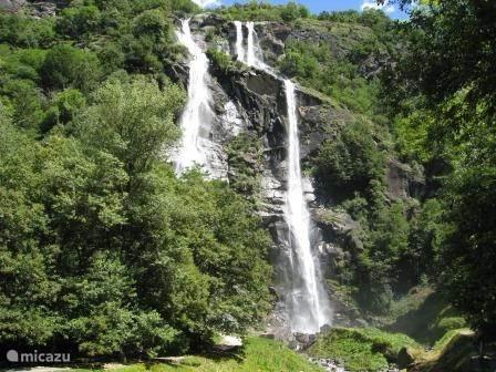 waterval van Chievenna