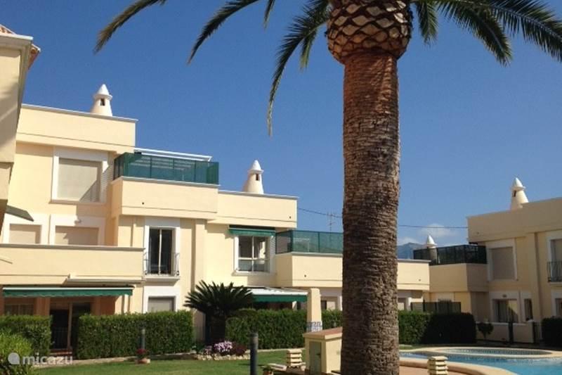 Vakantiehuis Spanje, Costa Blanca, Dénia Appartement Medina Sol