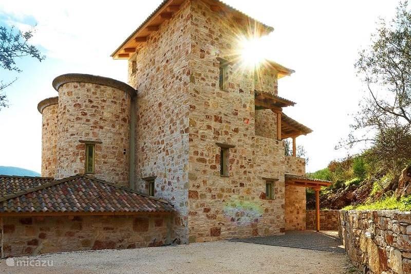 Vakantiehuis Griekenland, Lefkas, Vasiliki Villa Rose Tower