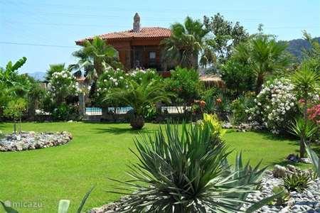 Vakantiehuis Turkije, Lycische Kust, Dalyan appartement Tony`s Castle