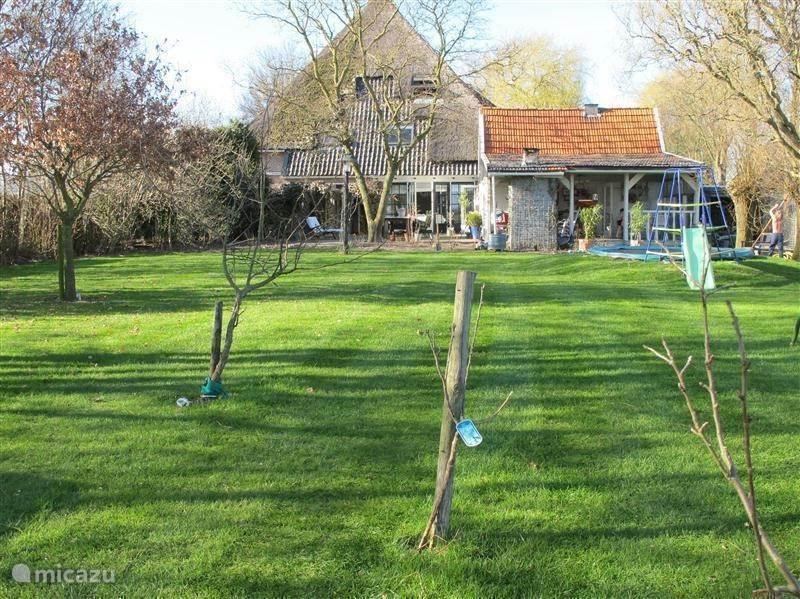 Vakantiehuis Nederland, Noord-Holland, Andijk - boerderij De Stolp