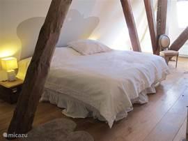 ouder slaapkamer op 2e verdieping