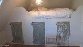 2 persoons bed