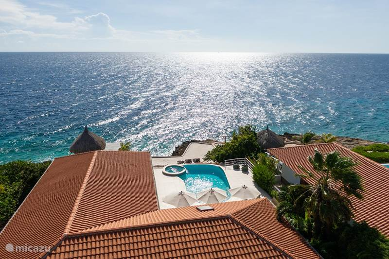 Vacation rental Curaçao, Banda Ariba (East), Jan Thiel Villa Villa by the sea at Boca Gentil resort
