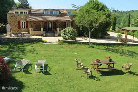 Vacation rental France, Dordogne, Le Buisson-de-Cadouin holiday house La Filolie