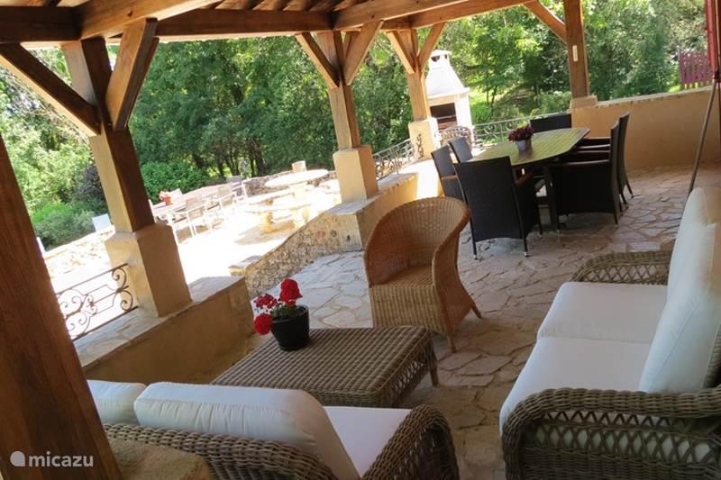 Vakantiehuis Frankrijk, Dordogne, Le Buisson-de-Cadouin Vakantiehuis La Filolie
