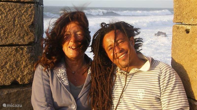 Marjoke en Khalid Van Laatum