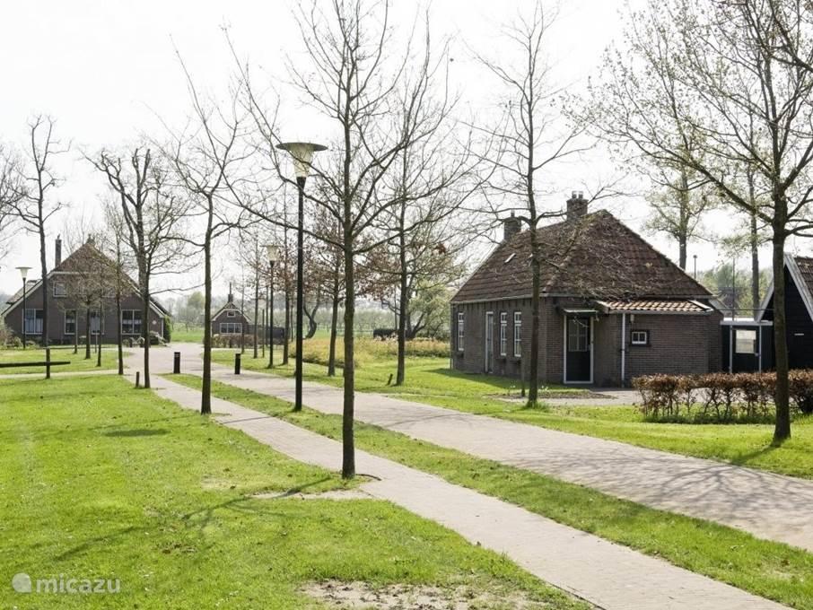 Maatschappij van Weldadigheid (Unesco)  waar veel koloniehuisjes van vroeger nog te vinden zijn. Ook is er een museum, winkeltje en groot doolhof Het gebied is op korte afstand, te voet te bereiken vanuit het Woudchalet.