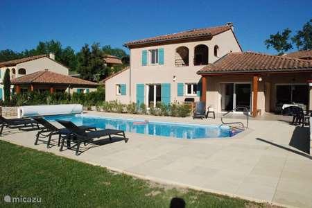 Vacation rental France, Ardèche, Vallon-Pont-d'Arc villa Villa Les Rives de l'Ardèche (70)