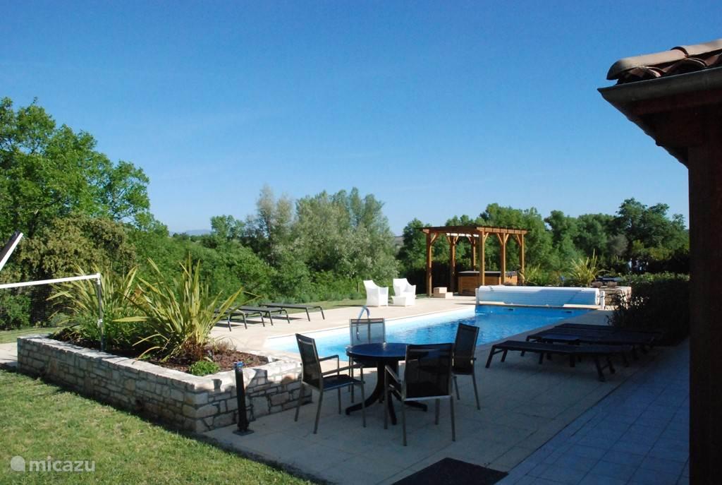 Vakantiehuis Frankrijk, Ardèche, Vallon-Pont-d'Arc Villa Villa Les Rives de l'Ardèche (70)