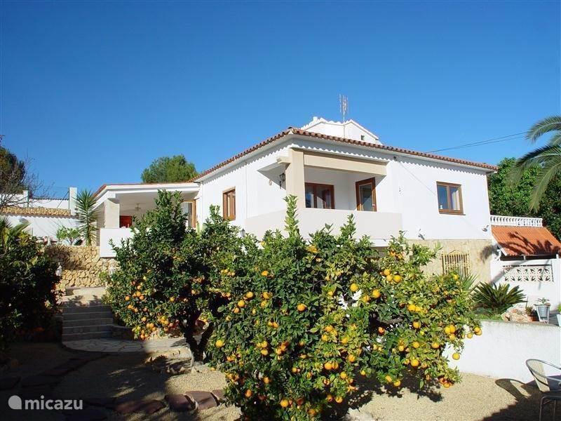Vakantiehuis Spanje, Costa Blanca, Albir chalet villa lujo