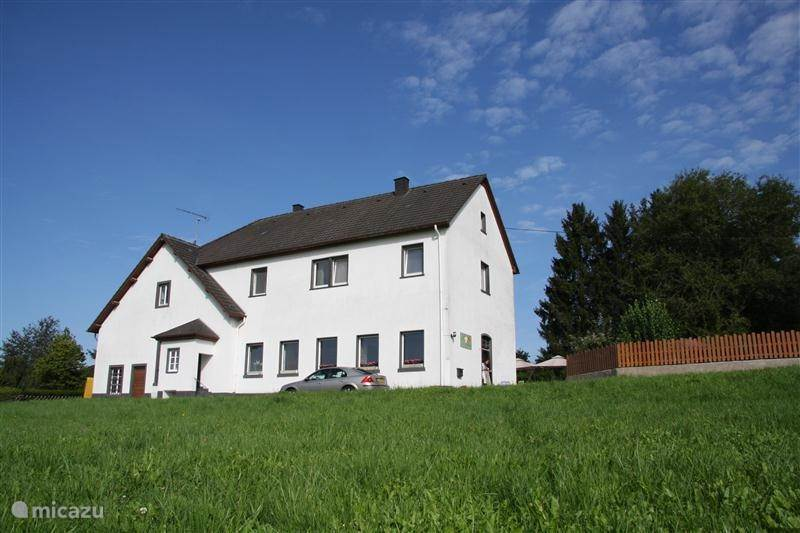 Vacation rental Germany – holiday house group accommodation der Backesgarten