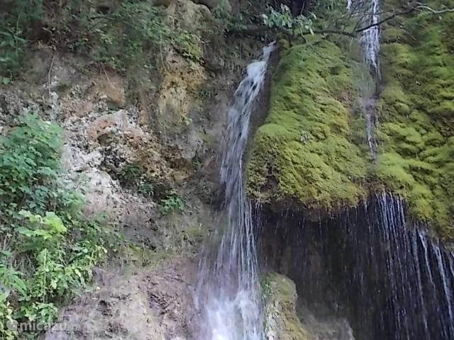 De watervallen bij Nohn