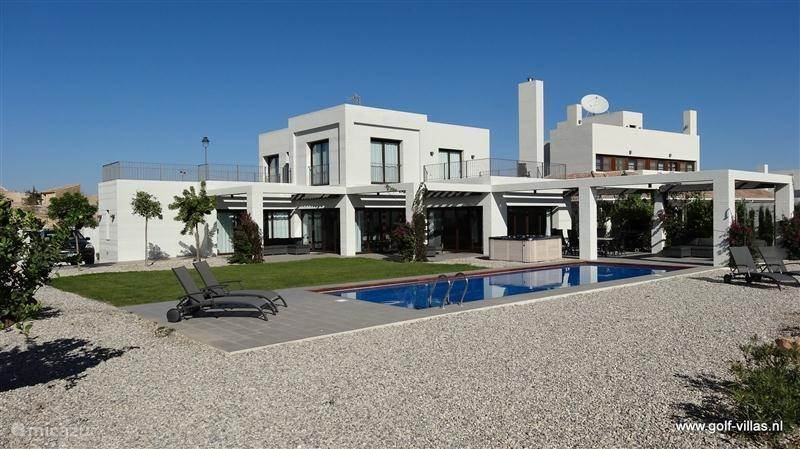 Vakantiehuis Spanje, Costa Cálida, Sucina - villa Golfvilla