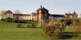 Prachtig kasteel hospital Kuks in kuks