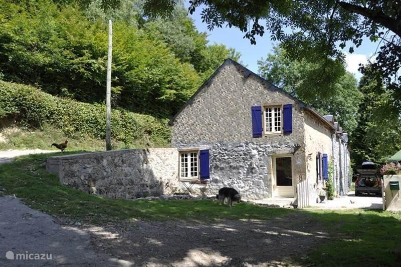 Vakantiehuis Frankrijk, Nièvre, Villapourçon Vakantiehuis Le Grand Morvan