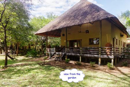Vakantiehuis Zuid-Afrika – vakantiehuis Vakantiehuis nabij Kruger Park