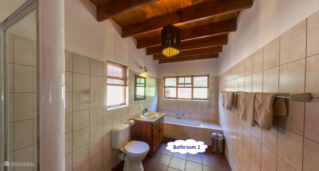 1e badkamer