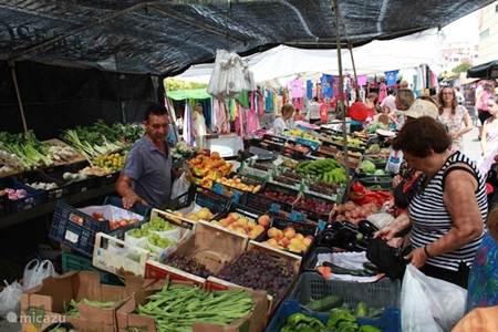 Markten aan de Costa del Sol