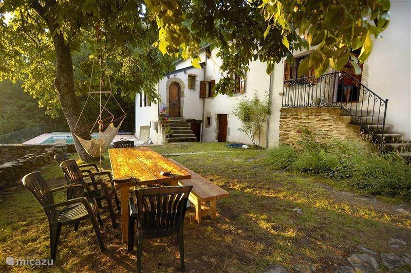 Vacation rental France, Cevennen, Saint Jean du Bruel - holiday house Pradalaux