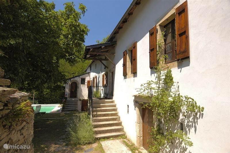 Vakantiehuis Frankrijk, Cevennen, Saint-Jean-du-Bruel Vakantiehuis Pradalaux, Cevennes