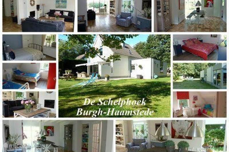 Vakantiehuis Nederland, Zeeland, Burgh Haamstede Vakantiehuis De Schelphoek