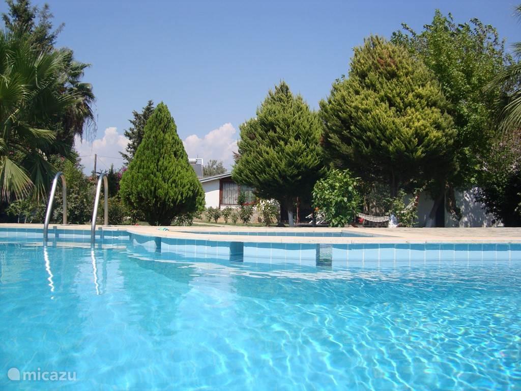 Villa Esra, een paradijsje op aarde, in een bijzonder mooi stukje Turkije.