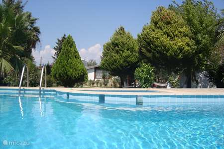 Vakantiehuis Turkije – villa Villa Esra, gratis wifi en transfer