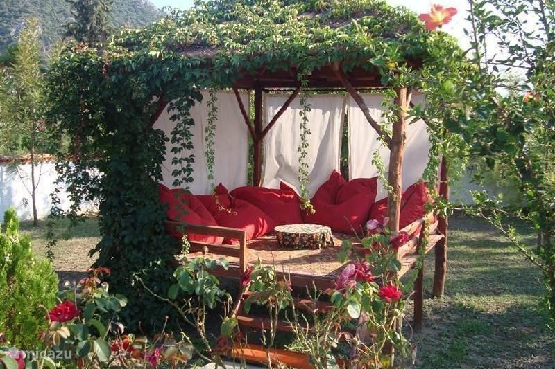 Vakantiehuis Turkije, Lycische Kust, Dalyan Villa Villa Esra, gratis wifi en transfer