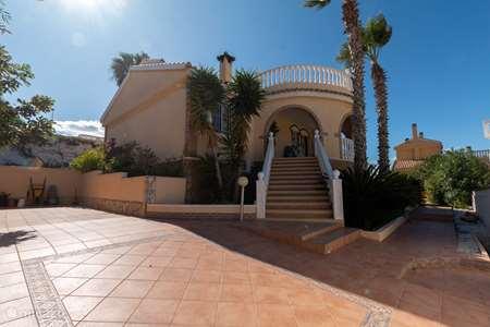 Vakantiehuis Spanje, Costa Blanca, Gran Alacant - Santa Pola - villa Casa Bianca