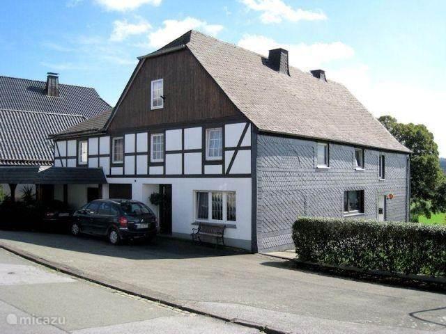 Vacation rental Germany, Sauerland, Warstein Apartment Hirschberg