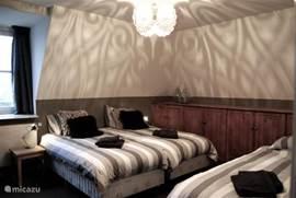 Een slaapkamer voor 3 personen