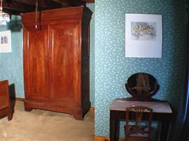 1 Schlafzimmer aus einem anderen Blickwinkel. Es gibt eine Waschküche mit Bidet auf dieser Schlaf Kemer.
