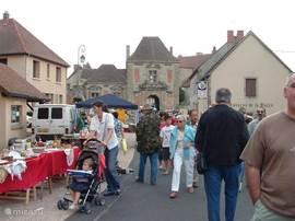 St Maurice durchgeführt Pionsat es einen kleinen Supermarkt eine Bäckerei und ein gutes Restaurant. (Ca. 7 km von unserem Haus entfernt)