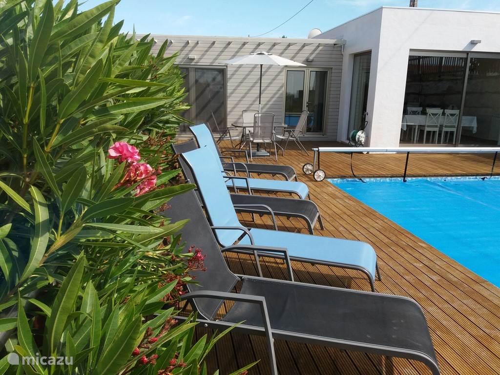 Vakantiehuis Portugal, Costa de Prata, Nazaré Villa Casa Cela