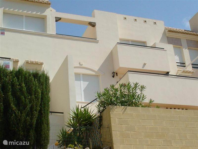 Vakantiehuis Spanje, Costa de Almería, Almerimar - vakantiehuis Huis, Villa bella vista